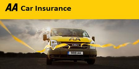 AA vehicle driving through a yellow ribbon
