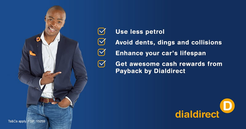 Use less petrol, avoid dents, enhance your car's lifespan and get awesome cash rewards.
