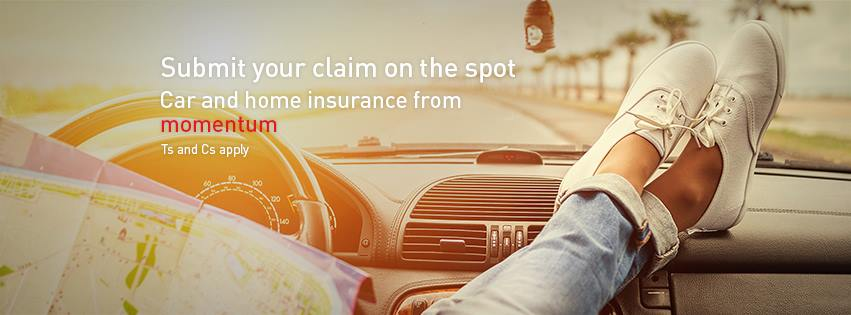 Submit your claim on the spot