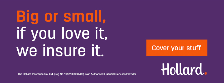 Big or small, if you love it, we insure it.